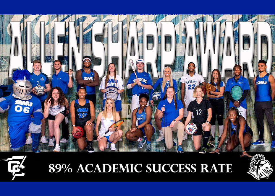 SWU earns first-ever Allan Sharp Award for academic excellence