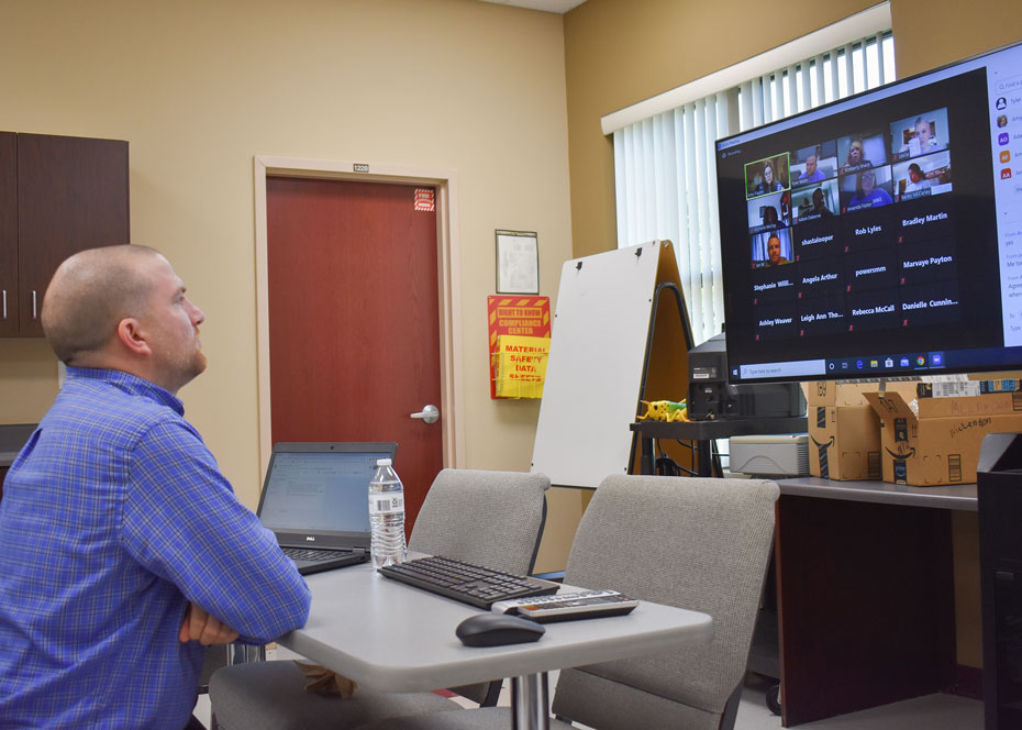 SWU Ed.D. Summer Residency goes virtual