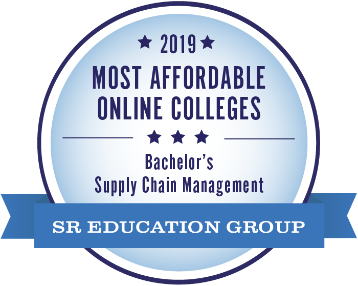Most affordable online college bachelors in supply chain management