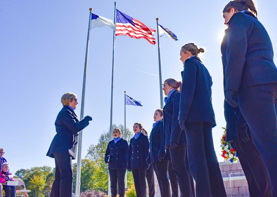 SWU salutes military during 2019 Military Appreciation event