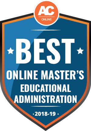 Best Online Master's in Educational Administration