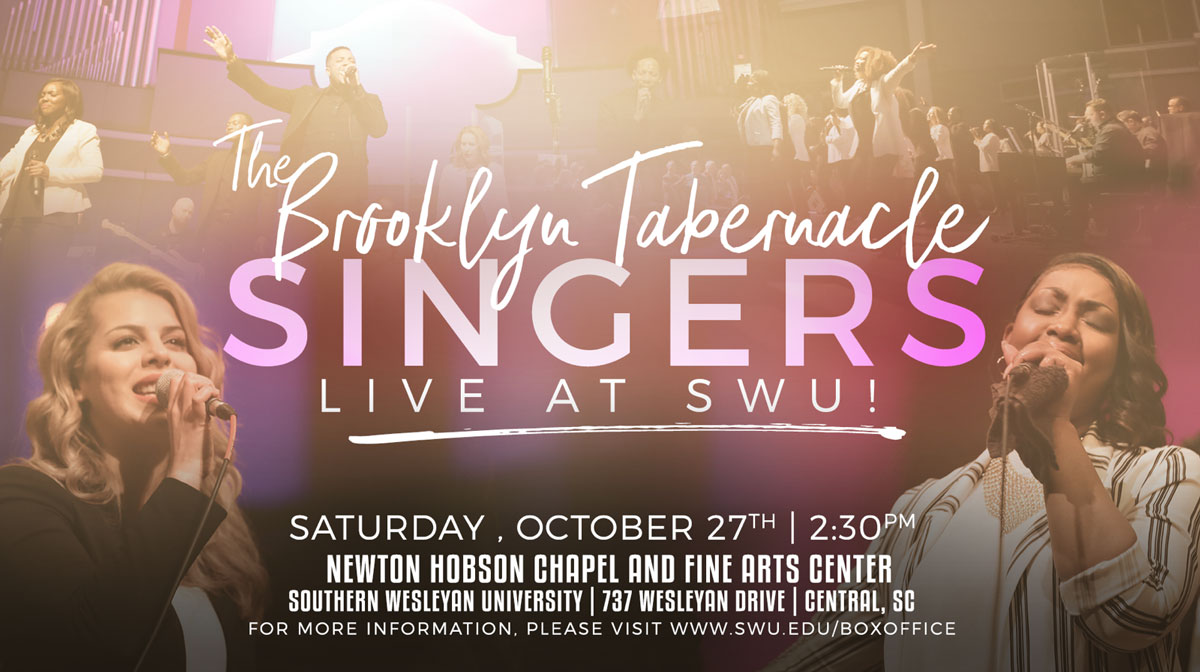 Brooklyn Tabernacle Singers Live at SWU
