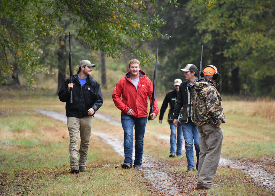Second Southern Sporting Clay Classic benefits SWU students