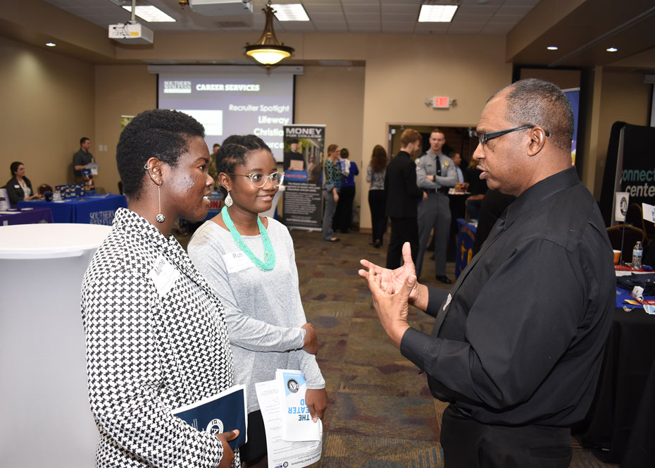 2020 Career Networking Event at SWU