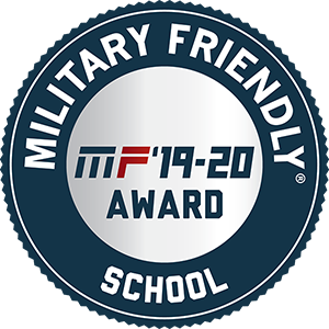 Military Friendly School Award 2019-2020