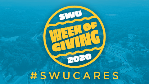 Week of Giving 2020 is Week of Caring at Southern Wesleyan University! #SWUcares
