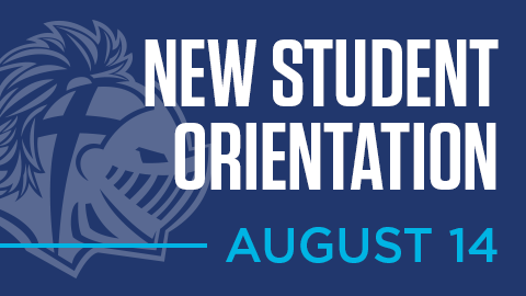 New Student Orientation on August 14 prepares incoming freshmen and transfers for the Christian college campus experience at SWU.