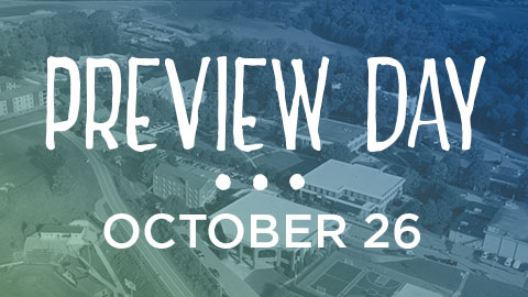 Preview Day - October 26