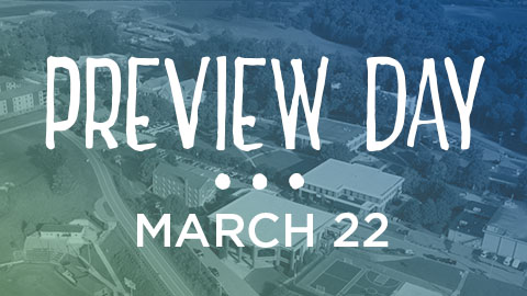 Preview Day - March 22