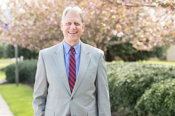 University President Voss to retire in June 2021