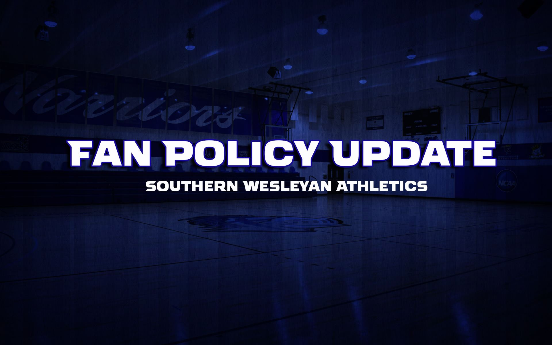 Southern Wesleyan announces attendance policies for Spring 2021