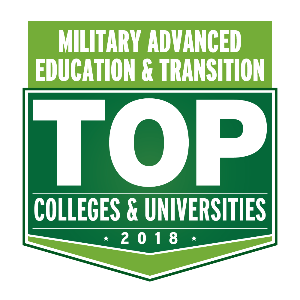 Military Advanced Education and Transition Top Colleges and Universities 2018